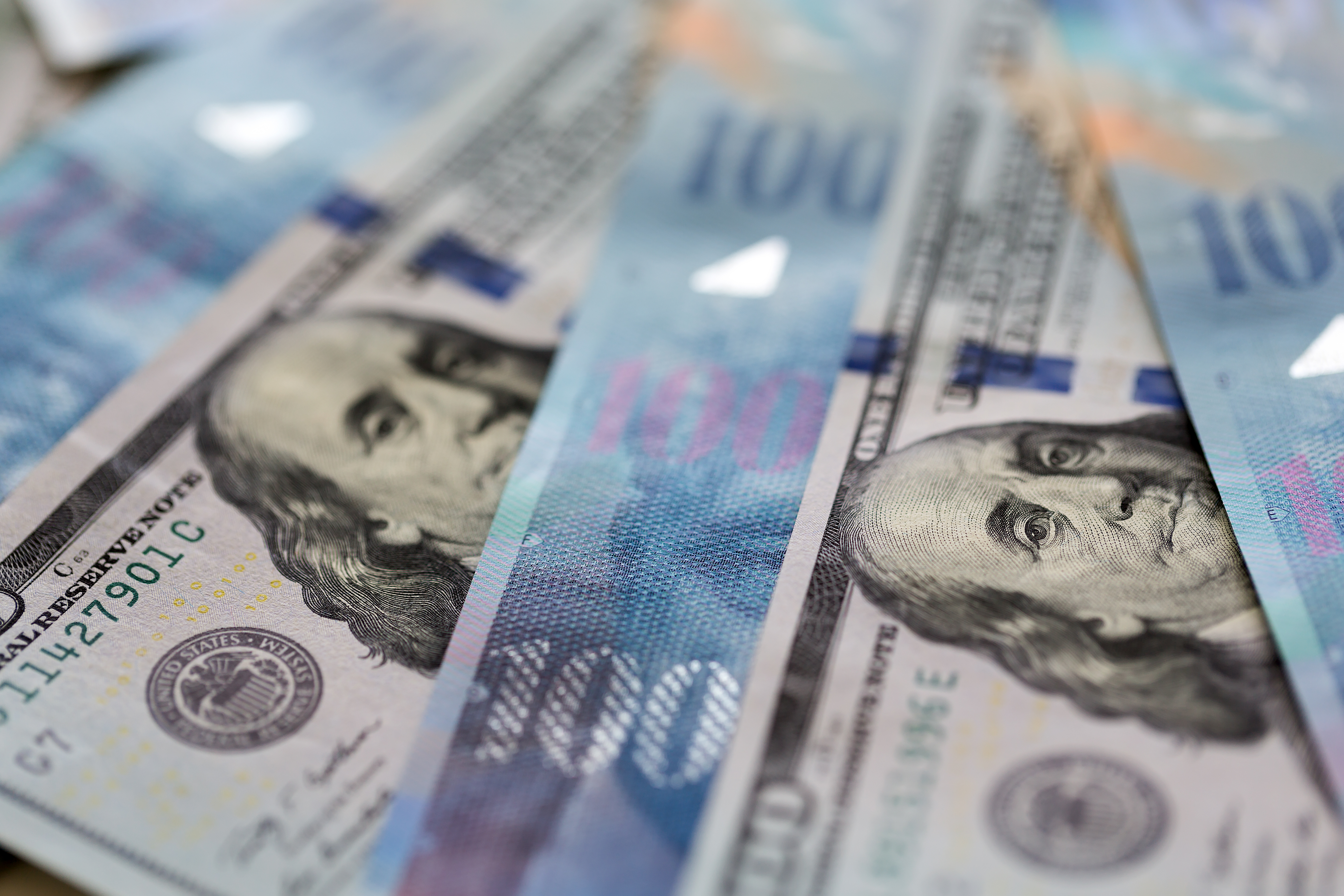 The Strong Swiss Franc Has Come To Stay
